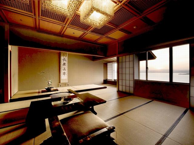 加賀屋天遊客室